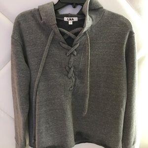 BRAND NEW no tags LNA hoodie